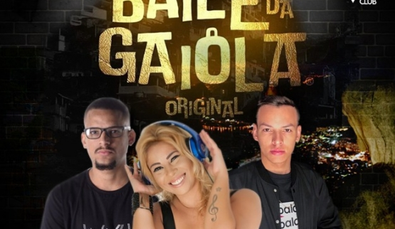 Baile da Gaiola In London
